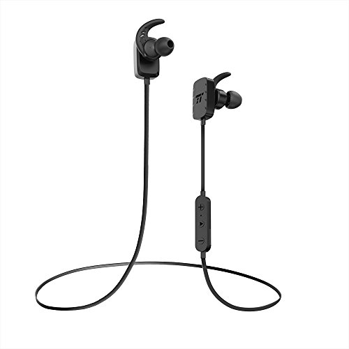taotronics bluetooth headphones wireless in ear earbuds