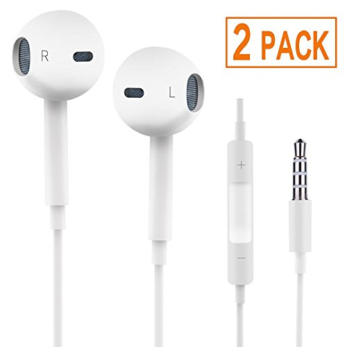 Earbuds two pack - apple ear buds packs