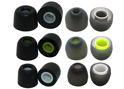 Earbuds x3 - memory foam earbuds tips jvc