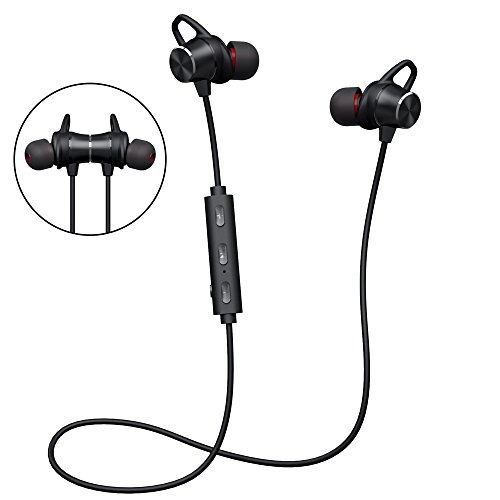 Noise cancelling earbuds magnetic - iphone 8 headphones noise cancelling