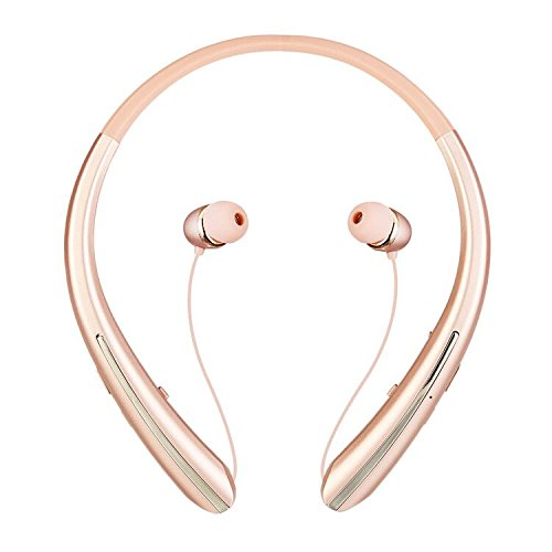 Wireless workout earphones sweatproof - earphones wireless rose gold