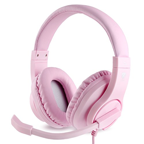 Butfulake Stereo Headset Over Ear Headphones With Noise Cancelling Microphone For Laptop Smartphones And Pc Pink in addition Klinkenstecker Loten further Jabra Vxi Envoy Office Headset together with Bluetooth Headsets Headphones further 10300463. on stereo headsets