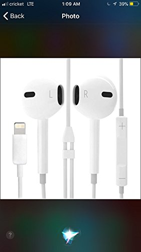 Iphone earbuds volume adjust lightning - earbuds microphone volume control iphone