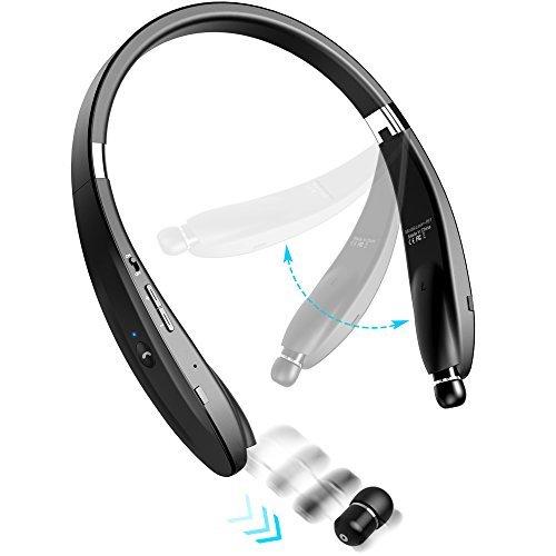 Bluetooth headphones wireless retractable - wireless bluetooth headphones workout