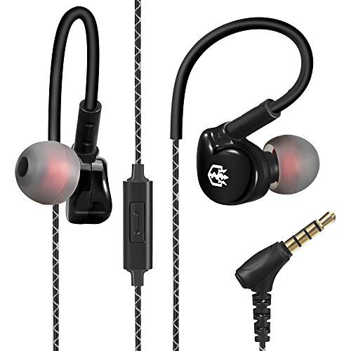 Earbuds multipack microphone - wired sport earbuds with microphone