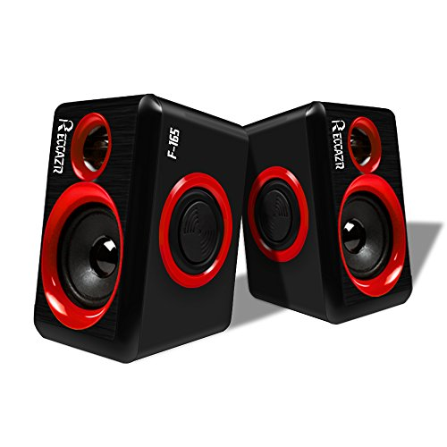 computer speakers with surround subwoofer heavy bass usb