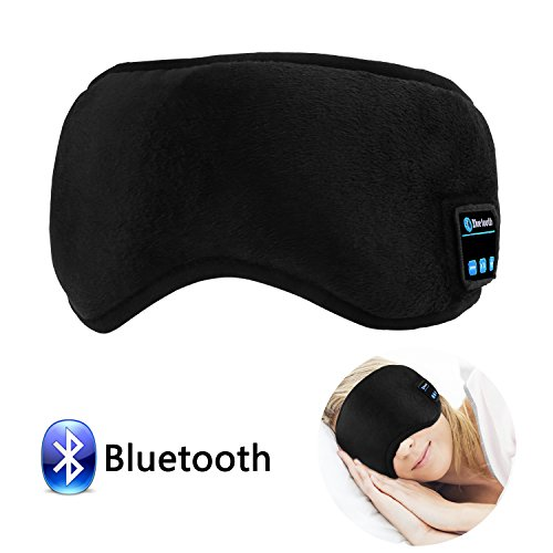 LC-dolida Bluetooth Sleeping Eye Mask Headphones, Wireless