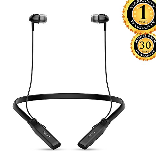 Earphone bluetooth neck - bluetooth earphones waterproof