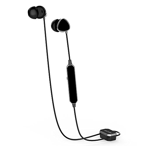 Bluetooth earbuds with charging case - headphone earbuds bluetooth magnet