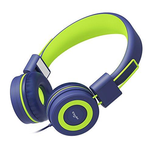 Durable earbuds for kids - school ipad headphones for kids