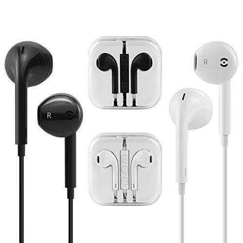 Apple earbuds 2 pack black - apple ear buds multi pack
