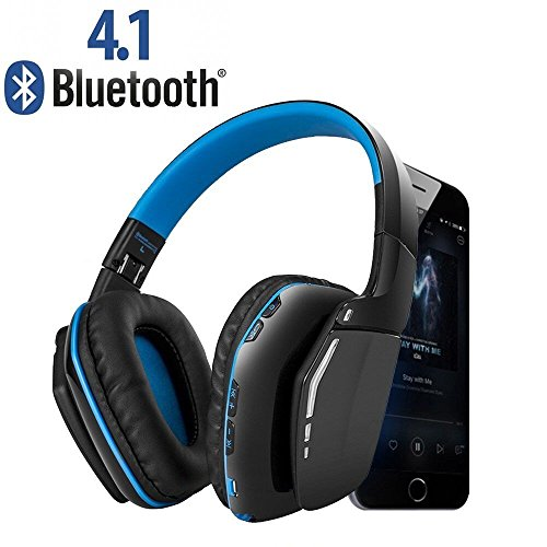 Wireless Gaming Headset, Weton V4.1 Bluetooth Overhead Headphones With Microphone For PC/ PS4