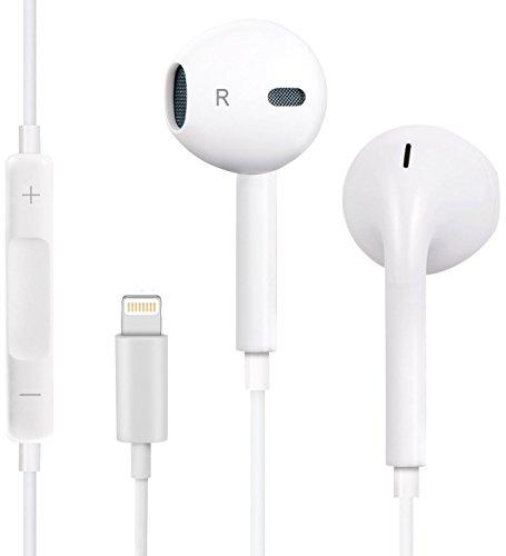 Iphone earphones lightning cable - earphones apple iphone x