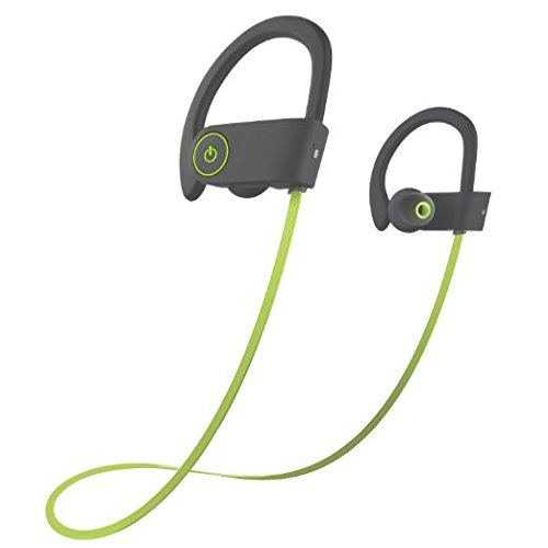 Wireless bluetooth earbuds sweat proof - best bluetooth earbuds waterproof