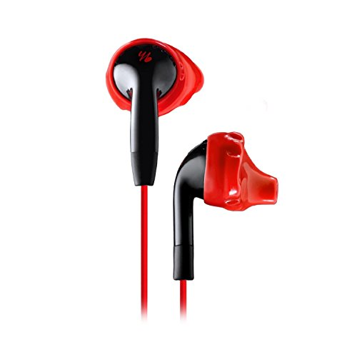 Yurbuds Inspire 300 Fitness Headphones Red Shoppingsound