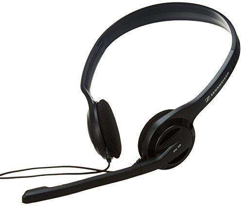 sennheiser pc 36 usb headset with microphone shoppingsound. Black Bedroom Furniture Sets. Home Design Ideas