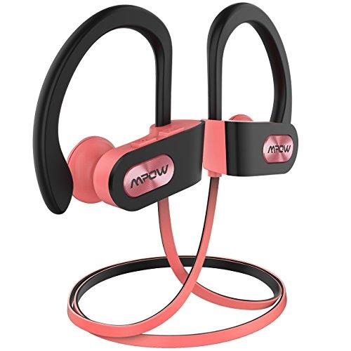 Mpow D7 Bluetooth Headphones Ipx7 Waterproof Sports