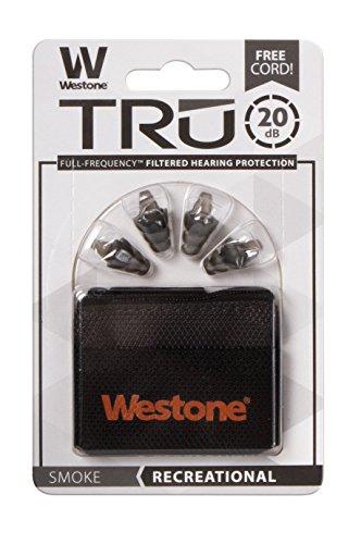 Westone WR20 TRU Universal Fit Earplugs Blue