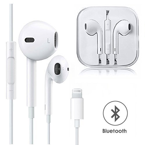 Earphones, with Microphone Earbuds Stereo Headphones and