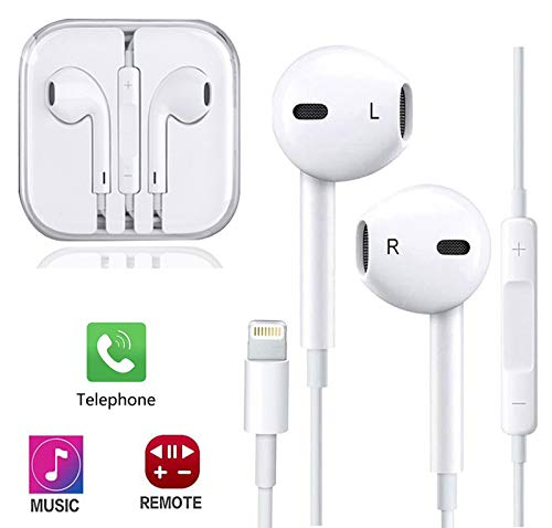 VOWSVOWS Earphones,with Microphone Earbuds Stereo