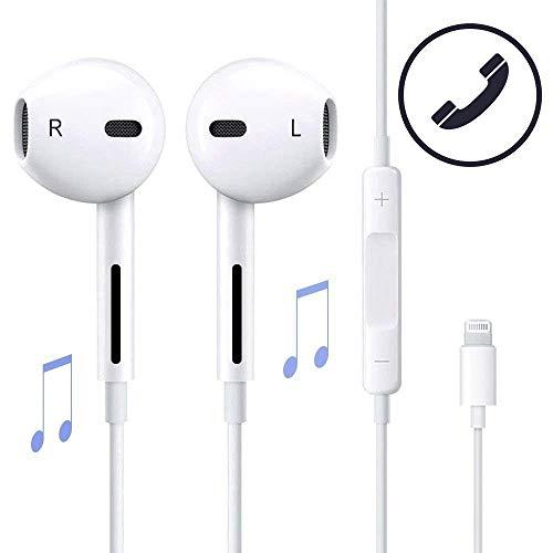 Earbuds, Microphone Earphones Stereo Headphones Noise